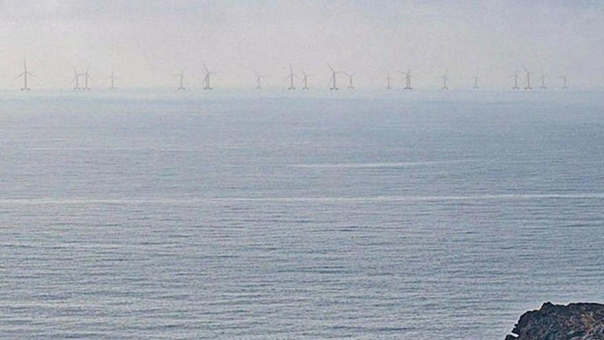 La ministra Ribera sobre el parc eòlic marí: calen «esforços»