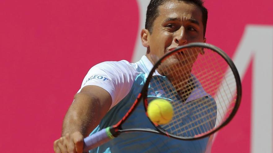 Almagro pierde la corona de Estoril al caer en cuartos de final ante Carreño