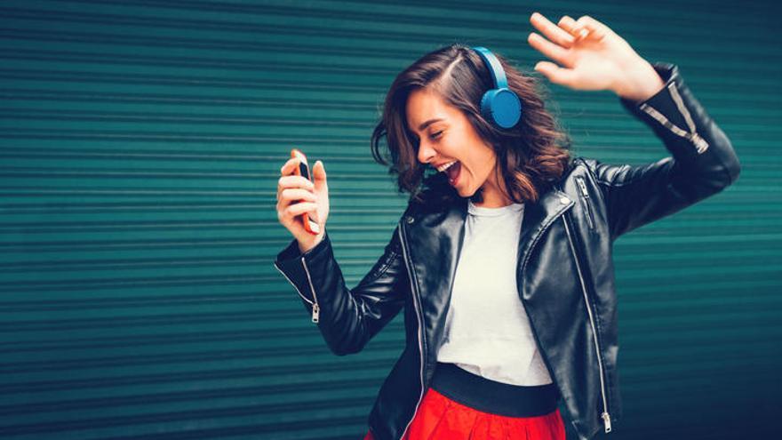 Cinco canciones que te alegrarán el día