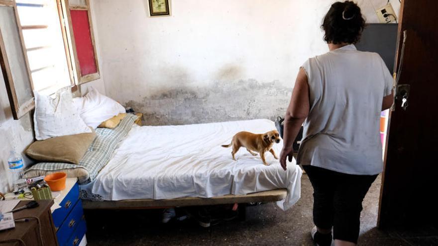 El 30'2 % de la población de la Comunidad está en riesgo de pobreza