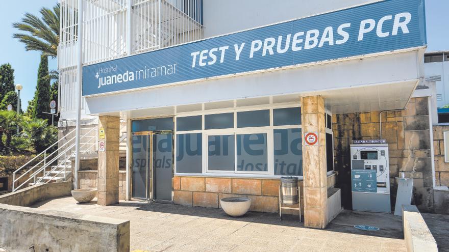 Juaneda Hospitales promueve unas navidades seguras: pruebas covid-19 sin cita previa, las 24 horas del día