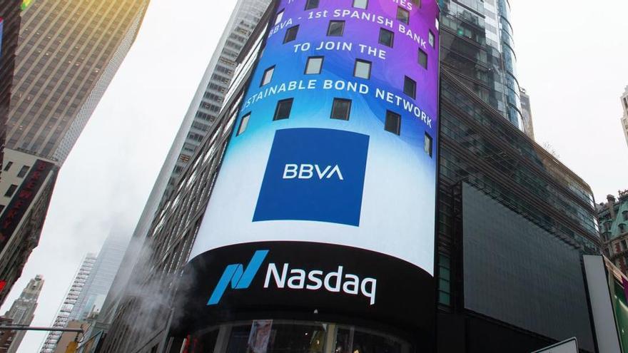 BBVA vende su filial en EEUU por 9.700 millones
