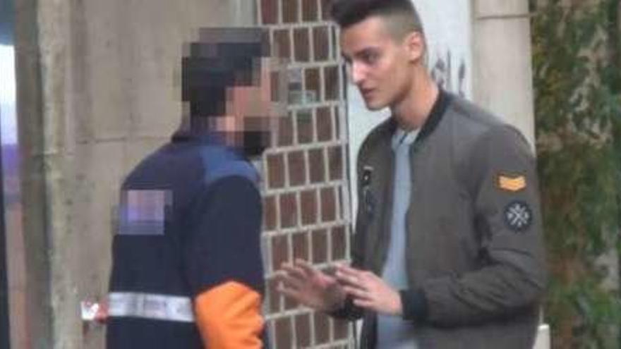 "Un juez pide 500.000 euros al youtuber del ""cara anchoa"""