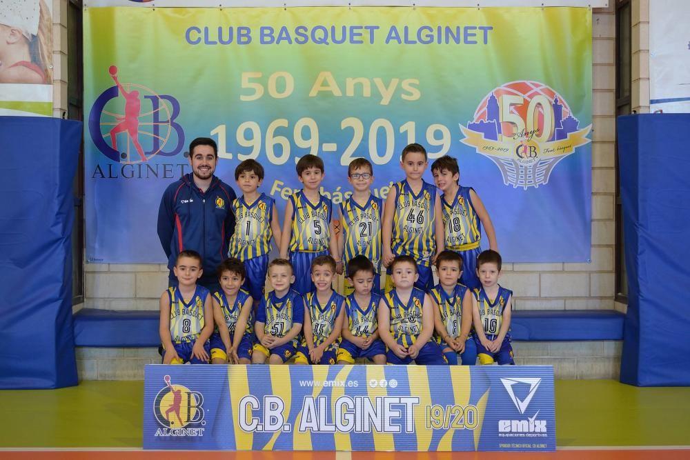 Presentación del CB Alginet