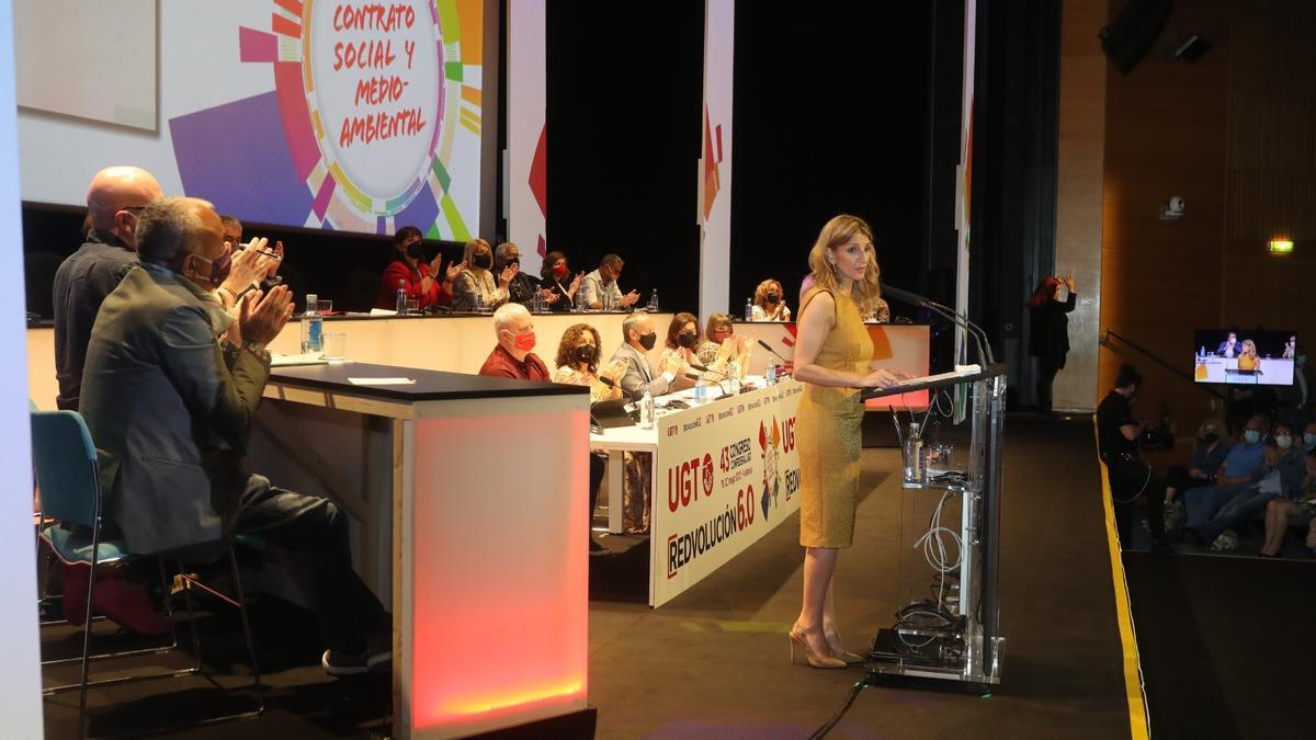 UGT celebra su congreso nacional en València