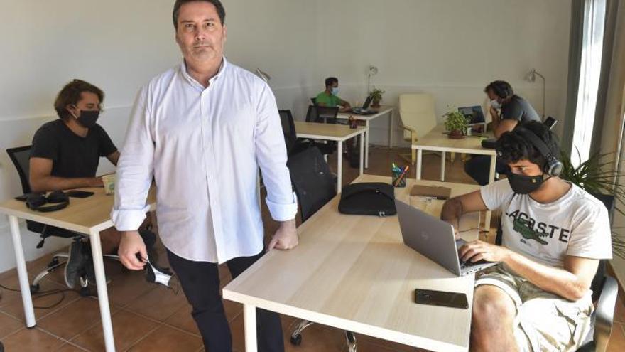 Empresas italianas escogen la capital para que sus empleados teletrabajen