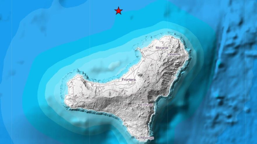 El Hierro 'siente' un terremoto