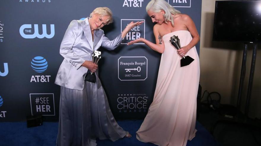 Julia Roberts, Charlize Theron o Lady Gaga, les més elegants dels Critics Choice Awards