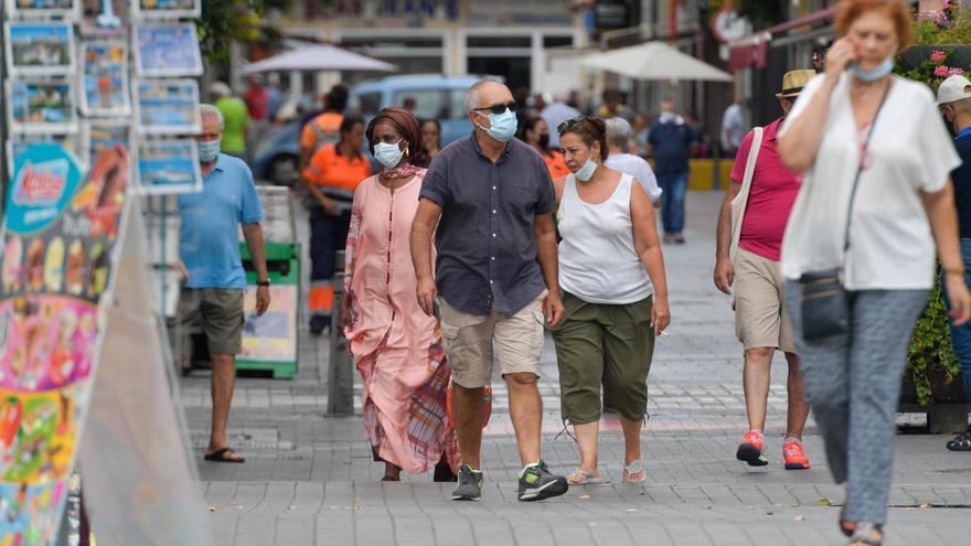 Dos tercios de los brotes notificados se concentran en Gran Canaria