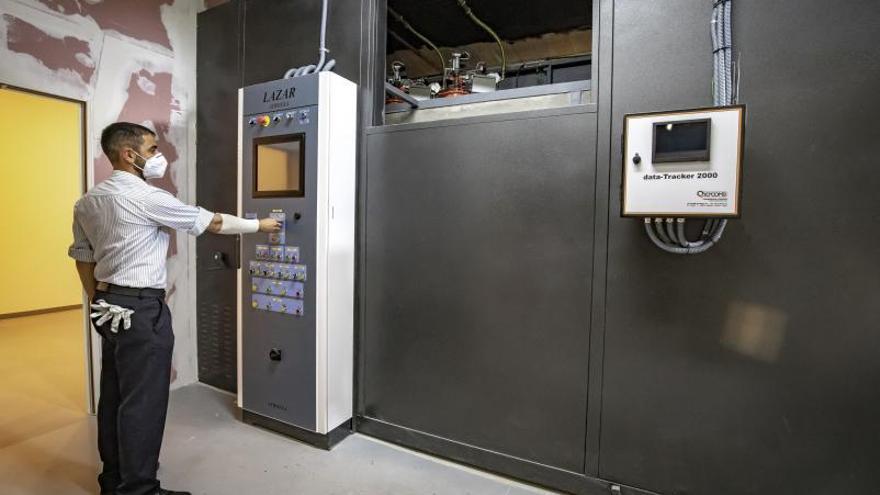 La Funeraria invierte 2,5 millones en la remodelación del tanatorio de Son Valentí