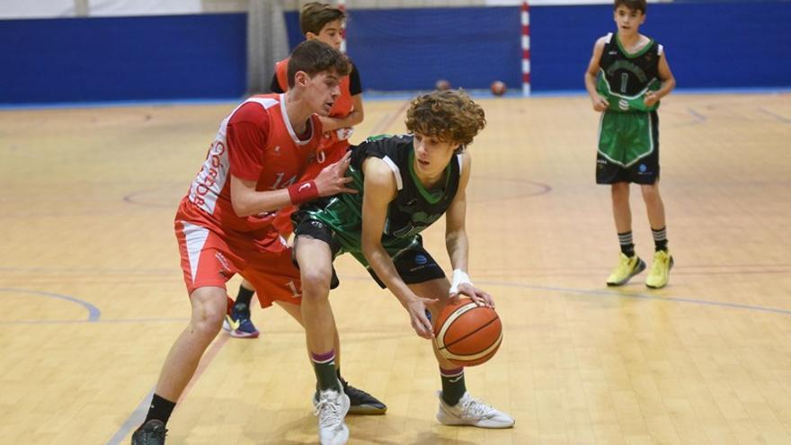Siete cordobeses estarán en Íscar con  las selecciones nacionales de baloncesto