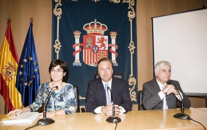 JOAN MESQUIDA VISITA GRAN CANARIA