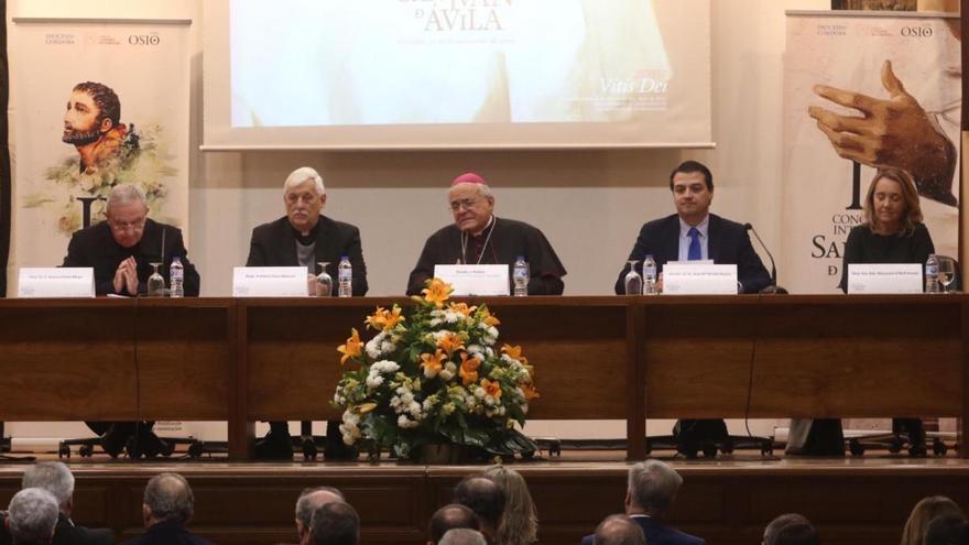 Un congreso internacional convierte a Córdoba en referente en estudios sobre San Juan de Ávila