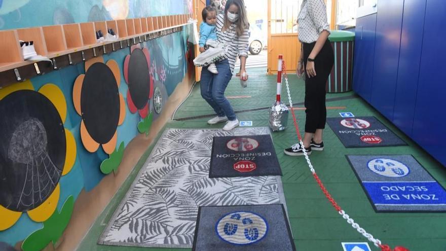 Marea Atlántica pedirá explicaciones al Gobierno local sobre las plazas libres en escuelas infantiles