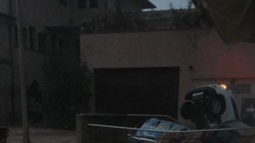 Tragèdia per les pluges a Mallorca