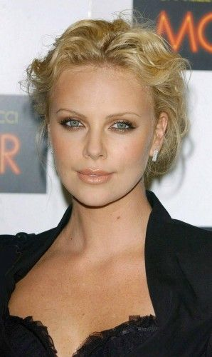STAR OF THE FILM SOUTH AFRICAN ACTRESS AND OSCAR WINNER CHARLIZE THERON