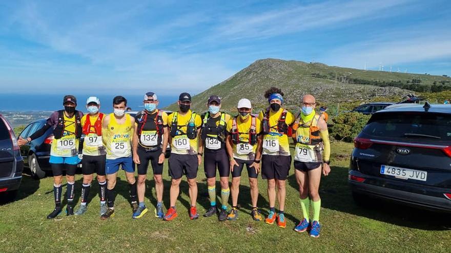 El título gallego de trail se viene para Cambados