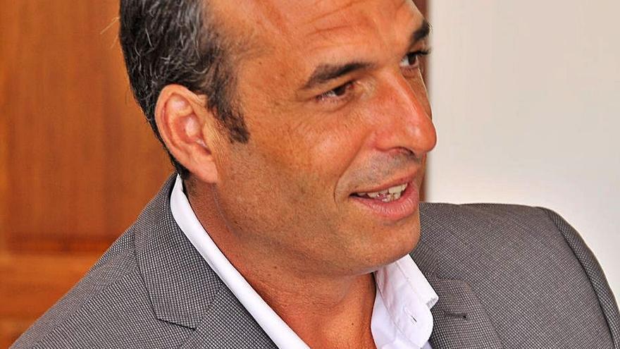 """Villalba: """"Estoy orgulloso de acabar con el conflicto de la Cueva de los Verdes"""""""
