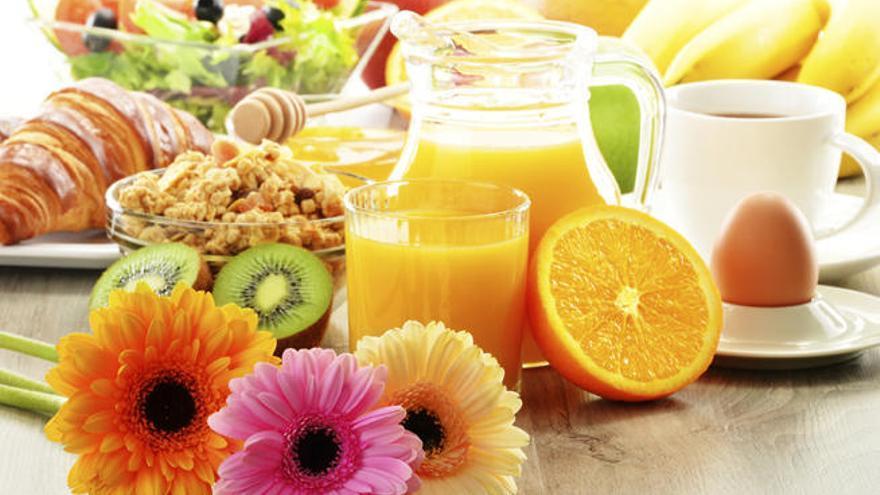 Los alimentos ideales para tomar un desayuno sano