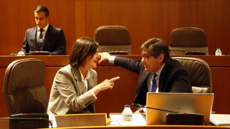 """Aliaga: """"Puede haber acuerdos, pero no con exclusión personal"""""""