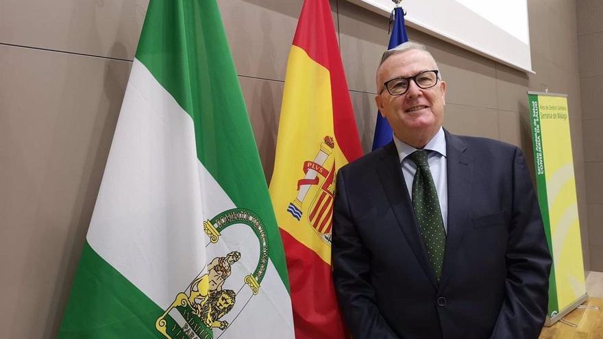 Francisco Javier Vadillo Olmo, nuevo director gerente del Área de Gestión Sanitaria Serranía de Málaga