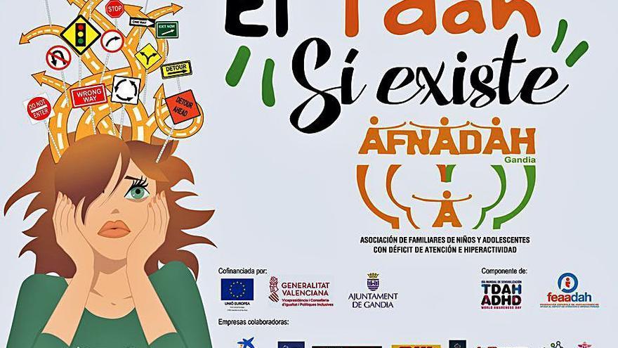 Afnadah recibe una ayuda europea para la inserción sociolaboral de personas con TDAH