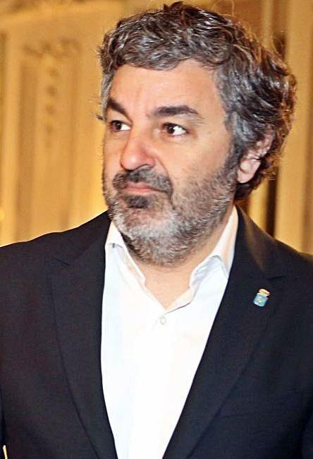 Alejandro Calvo.