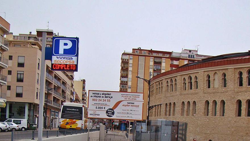 El TSJ condena a Villena a pagar 1,4 millones por el parking de la plaza de toros