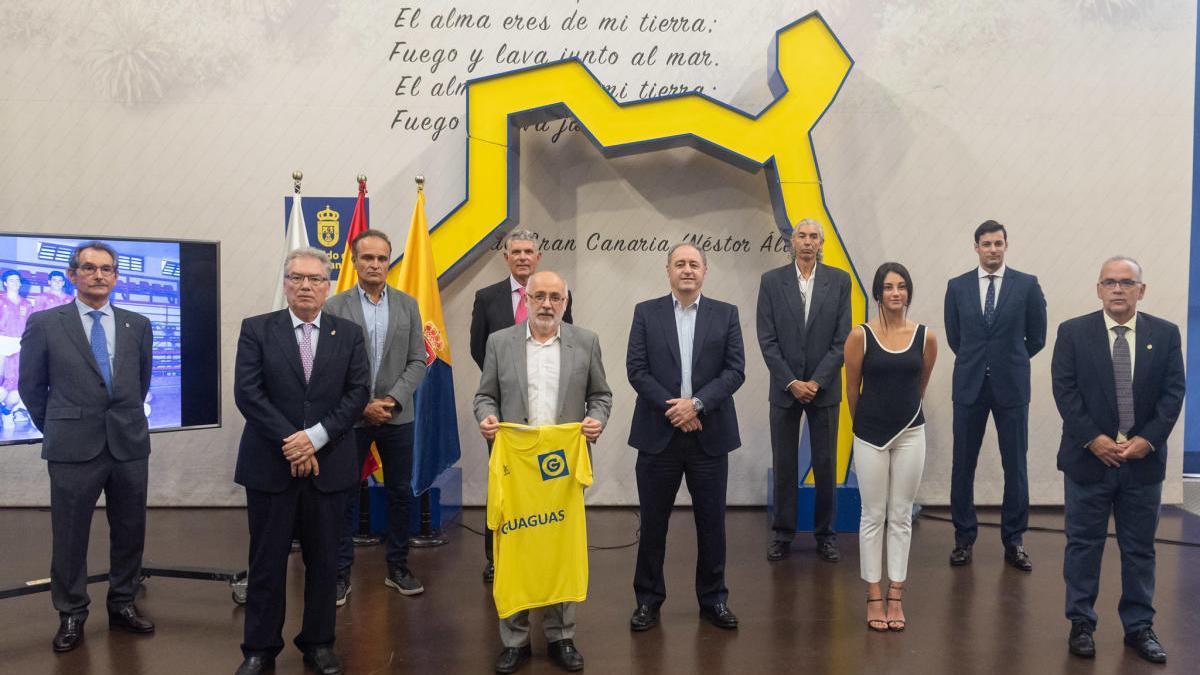 El histórico CV Guaguas regresa al deporte tras 12 años de ausencia
