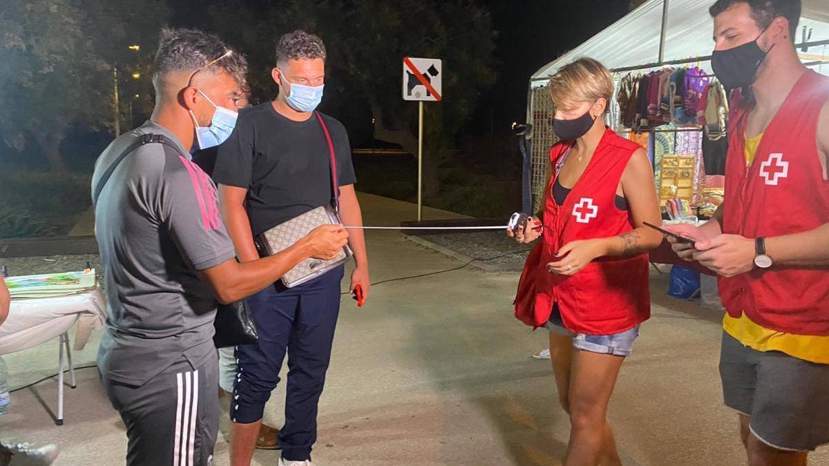 Creu Roja inicia la sensibilització de joves davant la COVID-19