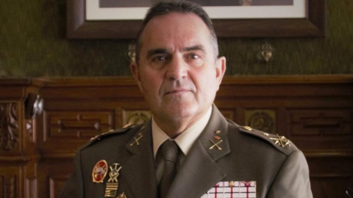 Teniente general Gan Pampols