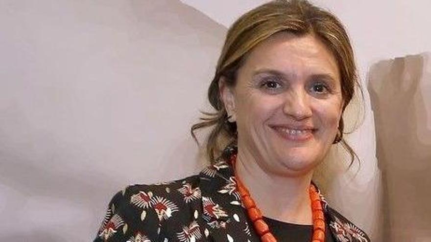Montse Martínez representará a Gijón en la Fundación de la Caja de Ahorros