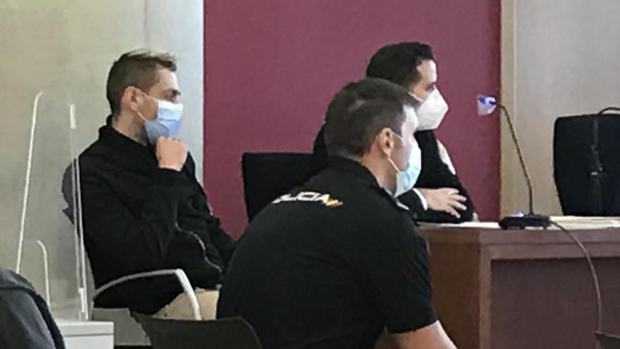 Acepta 12 años de cárcel por matar a un amigo en un juego sexual en Espinardo