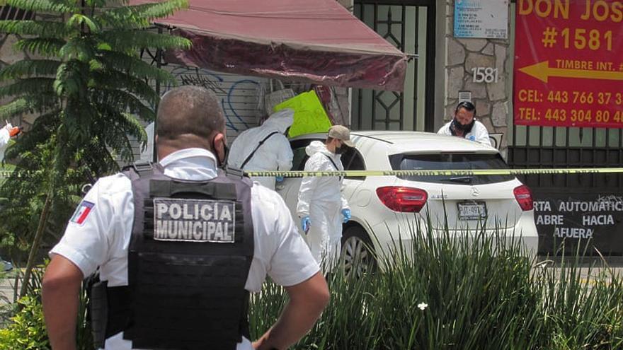 Matan a tiros a un periodista en México