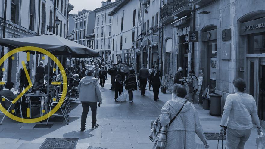 Últimas horas del estado de alarma: Asturias se prepara para el fin de las restricciones