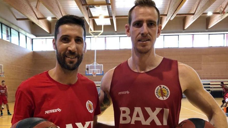 Sergi Vidal deixa el Baxi Manresa i fitxa pel Montakit Fuenlabrada