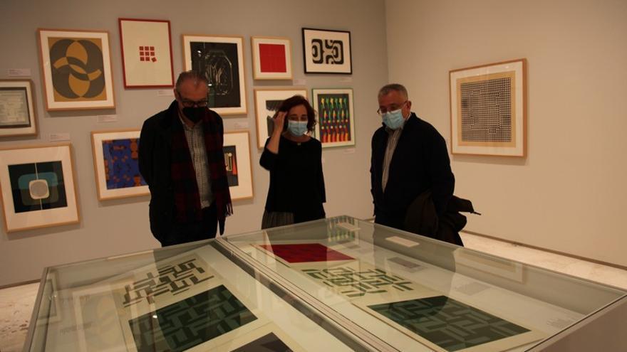 El MACA se acerca por primera vez a la figura de Abel Martín como artista