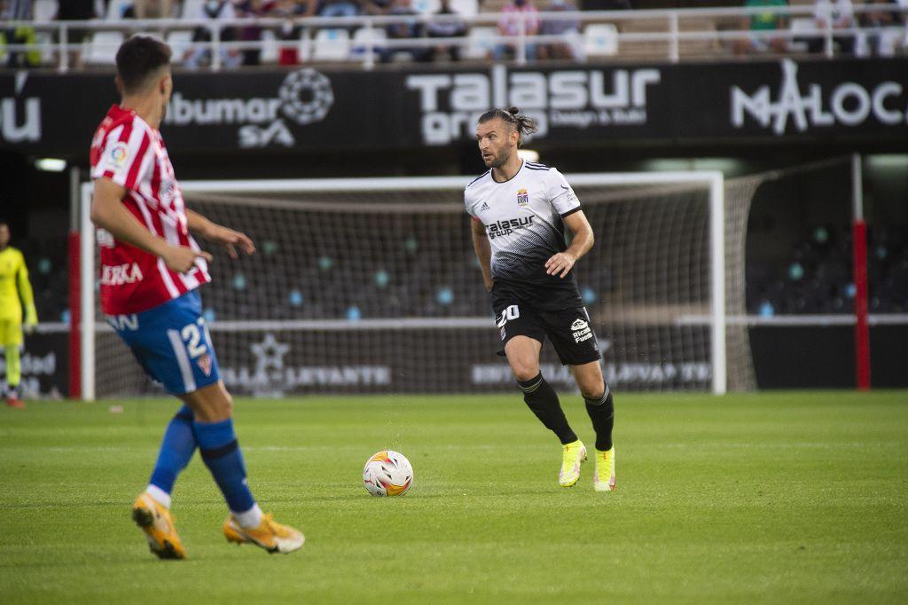 FC Cartagena - Sporting de Gijón