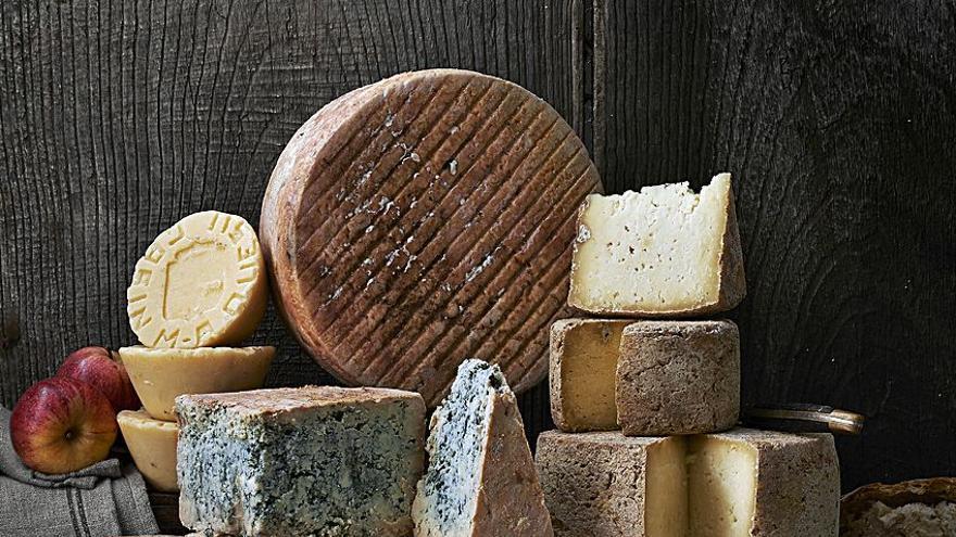 Asturias, el mayor paraíso quesero de la Unión Europea