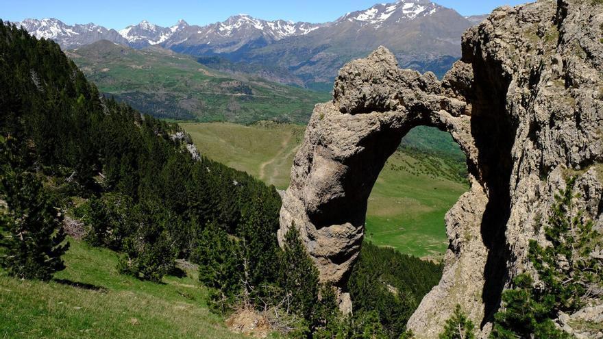 Nueve personas rescatadas en el Pirineo aragonés en el fin de semana
