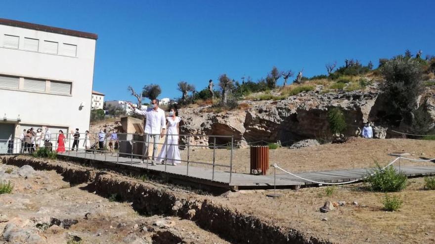 Los Reyes de España visitan Ibiza