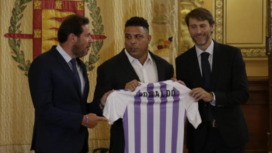 Ronaldo, el gran ausente