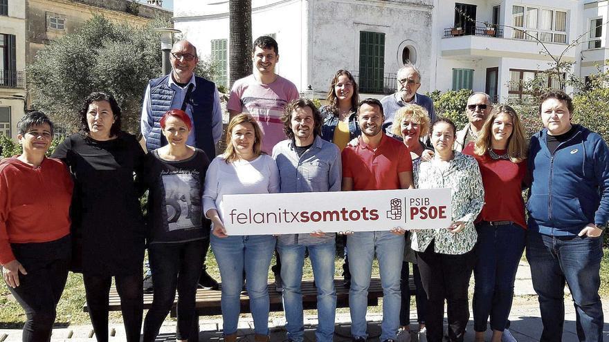 Una gestora dirigirá el PSOE de Felanitx  tras la dimisión de la mayoría de la ejecutiva