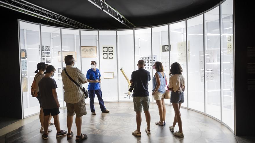 Descubre todas las curiosidades de Marte en el Museu de les Ciències