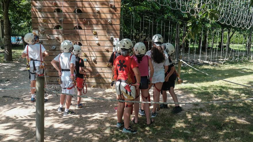 Confirmado un brote con 27 positivos de COVID en un campamento deportivo de Vegacervera (León)