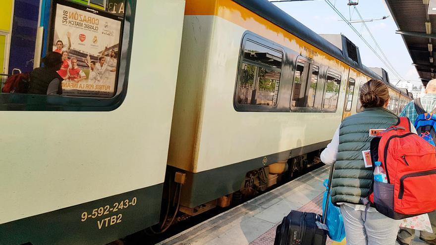 La CNMC da luz verde al tren entre A Coruña y Oporto que plantea Arriva