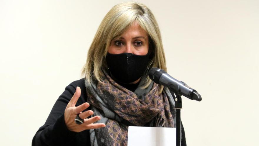Núria Marín és citada a declarar per les irregularitats al Consell Esportiu de L'Hospitalet