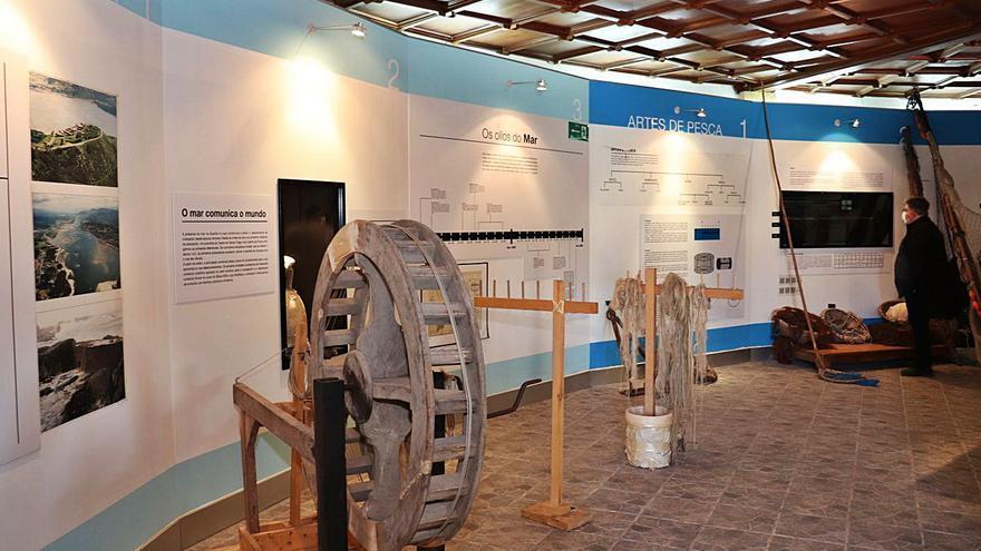 A Guarda reabre su Museo del Mar, una de sus joyas patrimoniales