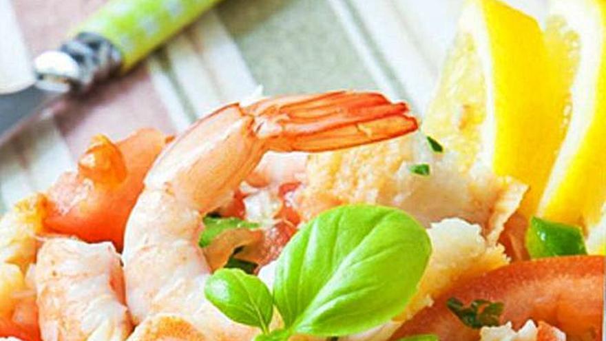 Còctel de marisc, una recepta senzilla per als dies de calor