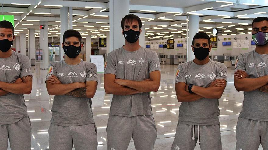 El Palma Futsal quiere mantener el pulso al liderato